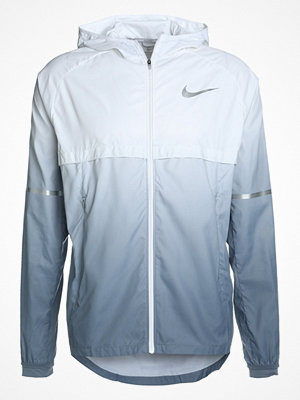 Nike Performance SHIELD HOODED Löparjacka armoury blue/white