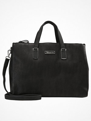 Tamaris NADINE BUSINESS BAG Handväska black