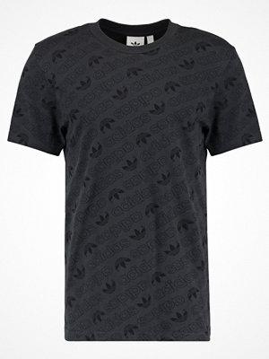 Adidas Originals Tshirt med tryck carbon