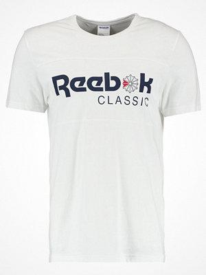 Reebok Classics ICONIC  Tshirt med tryck white