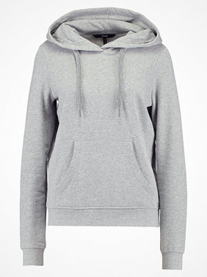 Vero Moda VMGINA HOODIE Luvtröja light grey melange
