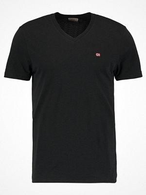 Napapijri SENOS V Tshirt bas black