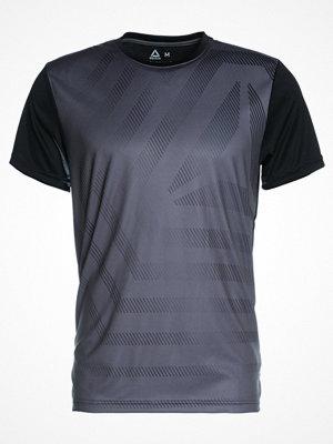 Reebok Tshirt med tryck black