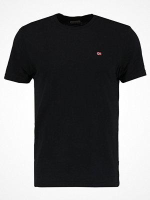 Napapijri SENOS CREW Tshirt bas black