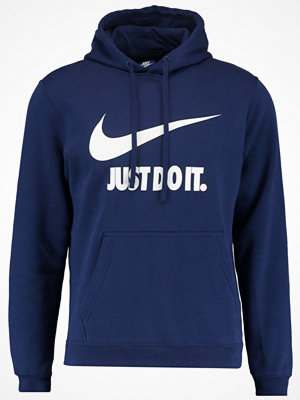 Nike Sportswear JUST DO IT Luvtröja binary blue
