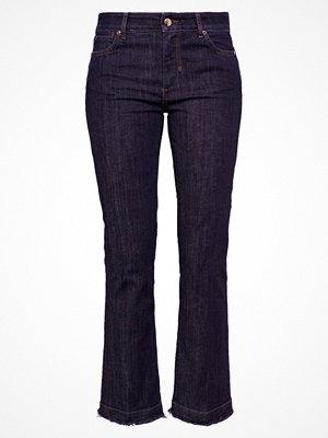 Sportmax Code BERMUDA Jeans bootcut scuro pulito