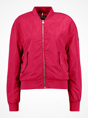 Tommy Jeans ESSENTIAL Bomberjacka lipstick red