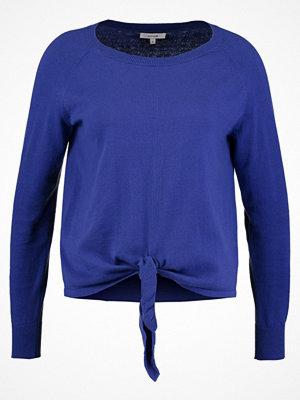 Opus PAOLA  Stickad tröja blue anemone