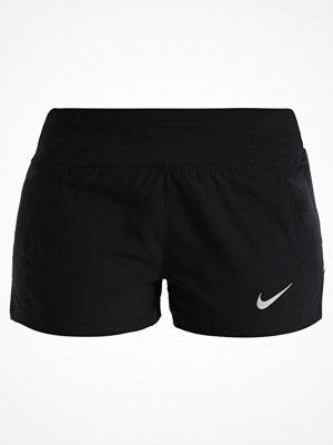 Nike Performance SHORT ECLIPSE SHORT Träningsshorts black/reflective silver