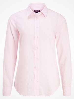 Gant STRIPED  Skjorta shadow rose