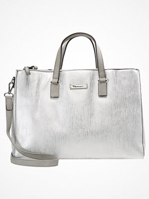 Tamaris NADINE BUSINESS BAG Handväska silver
