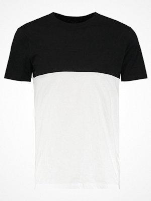 New Look Tshirt bas black