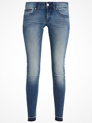 Tommy Jeans LOW RISE SOPHIE Jeans Skinny Fit maine dark blue