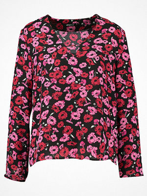 Gina Tricot TOVE BLOUSE Blus pink flower