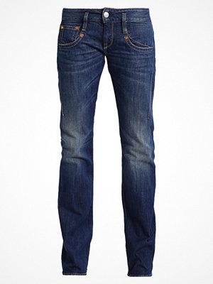 Herrlicher SHYRA Jeans straight leg real blue