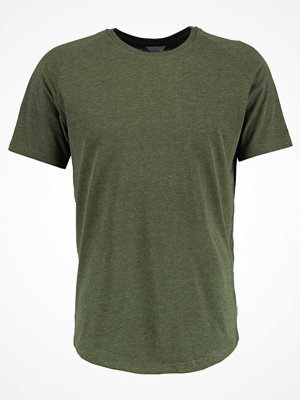 Jack & Jones JCORAFE TEE CREW NECK Tshirt bas thyme