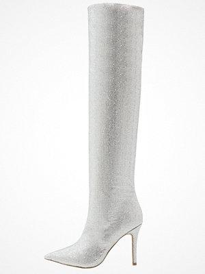 Aldo CLAIRA Klassiska stövlar silver