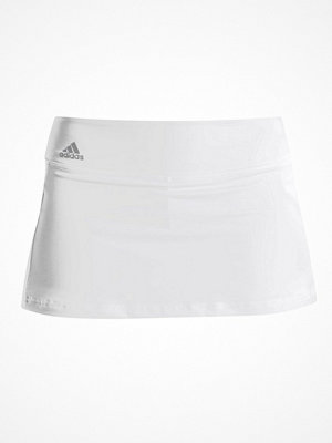 Adidas Performance ADVANTAGE SKIRT Sportkjol white