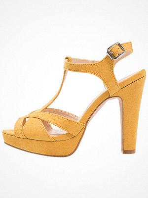 Anna Field Sandaletter yellow
