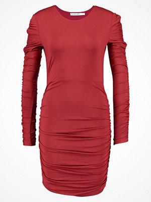 Ivyrevel MEADOW DRESS Fodralklänning red