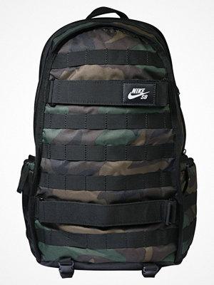 Nike Sb SOLID Ryggsäck black mönstrad