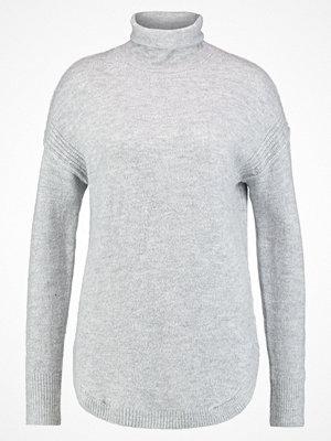 GAP TUNIC SOFT BRUSHED Stickad tröja heather grey