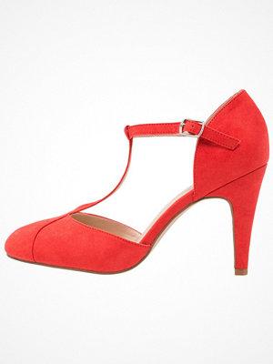 Anna Field Klassiska pumps red