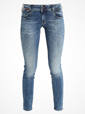 Tommy Jeans ULTRA LOW RISE SKINNY NATALIE Jeans Skinny Fit oregon mid blue stretch