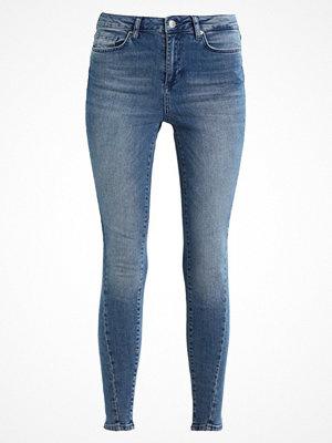 Vero Moda VMFIE  Jeans Skinny Fit dark blue denim