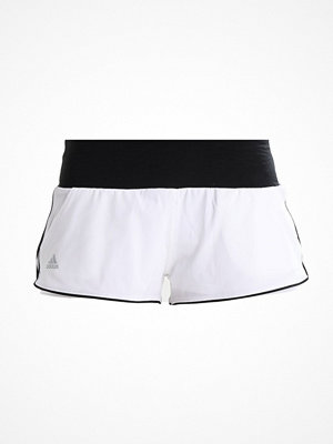Adidas Performance ADVANTAGE SHORT Träningsshorts white/black