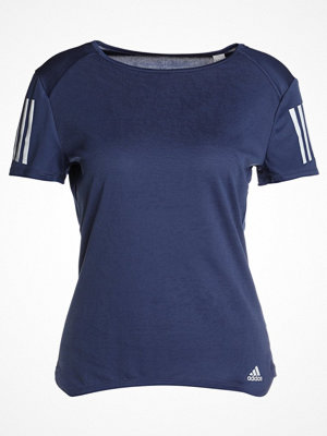 Adidas Performance RESPONSE TEE Tshirt med tryck nobind