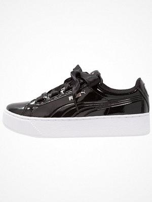 Puma VIKKY PLATFORM RIBBON P Sneakers black