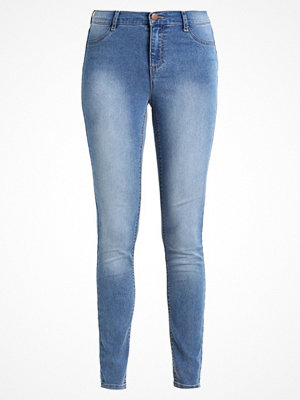 Dorothy Perkins FRANKIE Jeans slim fit midwash blue