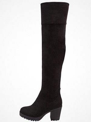 Call It Spring WAULIAN Overkneeskor black