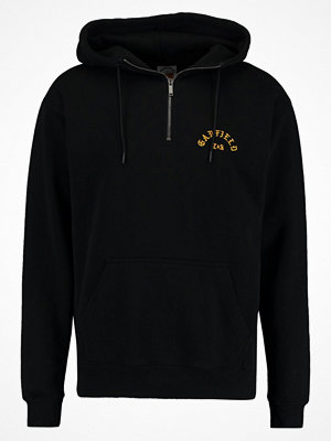 Cayler & Sons GARFIELD HALF ZIP BOX Luvtröja black/multi colour