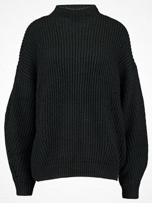 Vero Moda VMECHO FUNNELNECK LONG Stickad tröja black