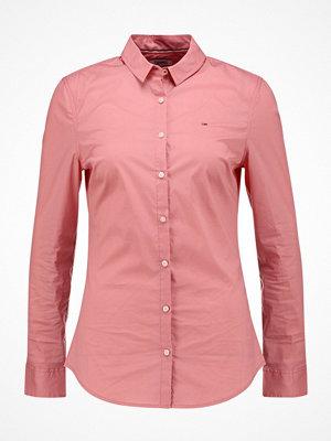 Tommy Jeans Skjorta silver pink