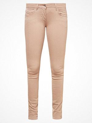 Patrizia Pepe 5 POCKET  Jeans Skinny Fit flannel beige