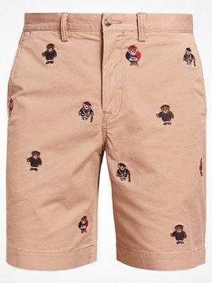 Shorts & kortbyxor - Polo Ralph Lauren CLASSIC FIT BEDFORD Shorts beige