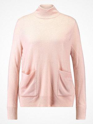 Vero Moda VMSAMI HIGHNECK Stickad tröja misty rose