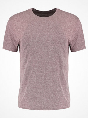 Pier One Tshirt bas mottled bordeaux