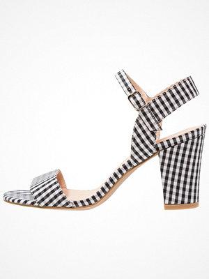 Anna Field Sandaler & sandaletter white/black