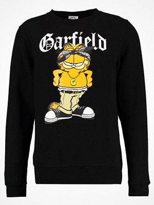 Cayler & Sons LEFT SIDE GARFIELD CREWNECK Sweatshirt black/multi colour