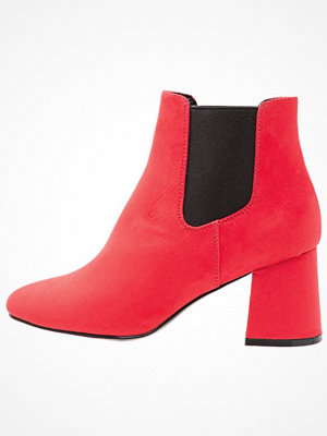 Even&Odd Ankelboots red