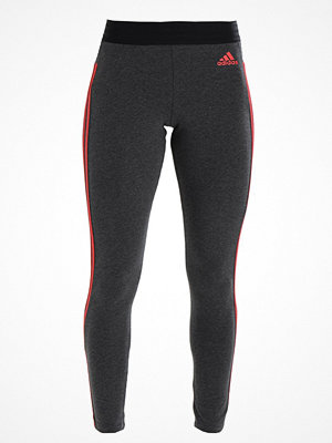 Adidas Performance Tights dark grey heather/reacor