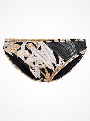 Minkpink TROPICAL PUNCH SPLICE BOTTOM Bikininunderdel black/gold
