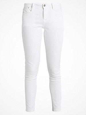 Dorothy Perkins HARPER Jeans slim fit white