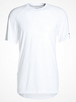 Nike Performance ELITE  Tshirt bas white/black