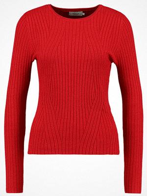 Only ONLNATALIA Stickad tröja jester red