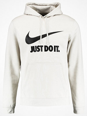 Nike Sportswear JUST DO IT Luvtröja light bone/black